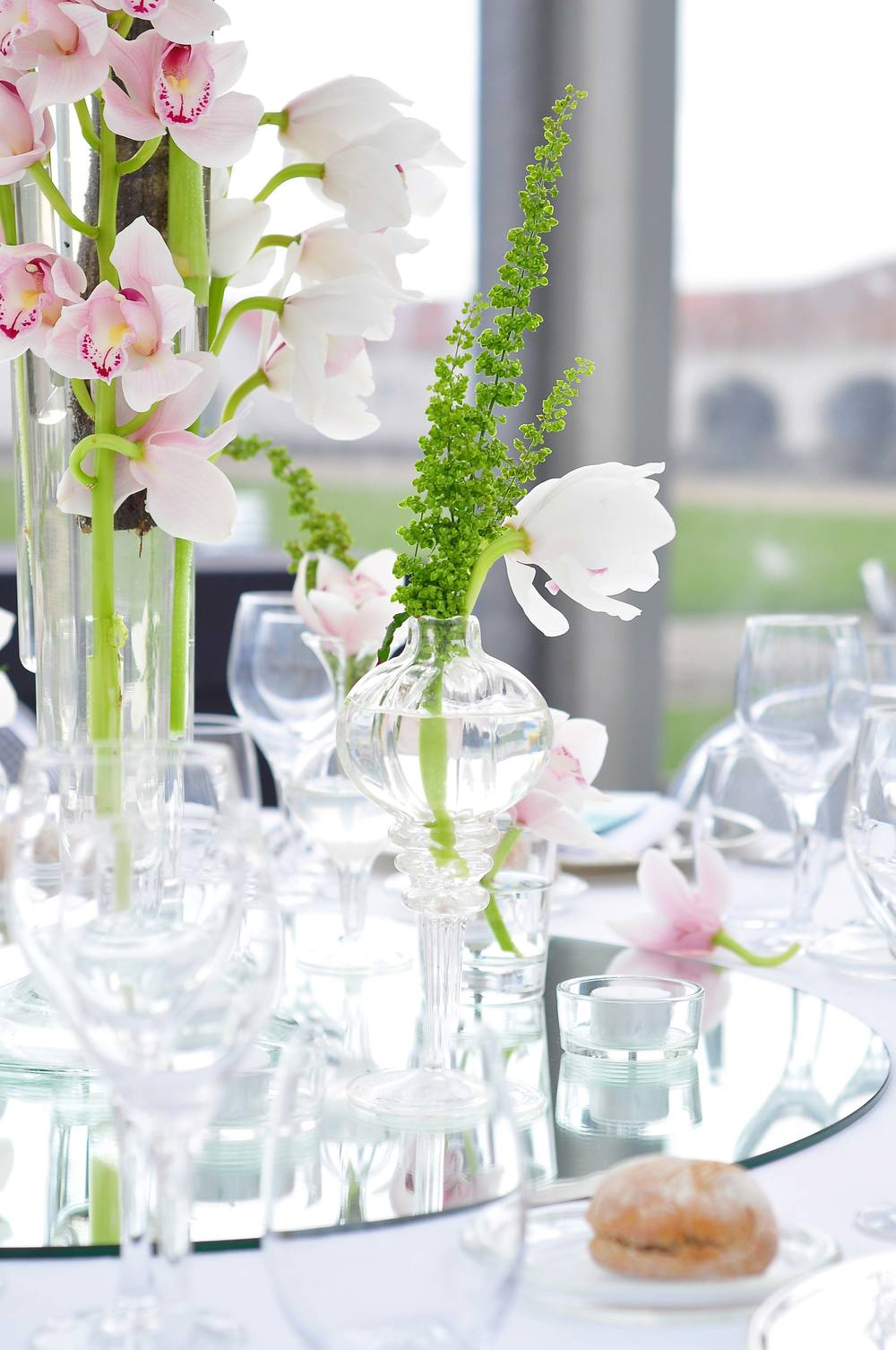 Orchids as table flowers for wedding.jpg