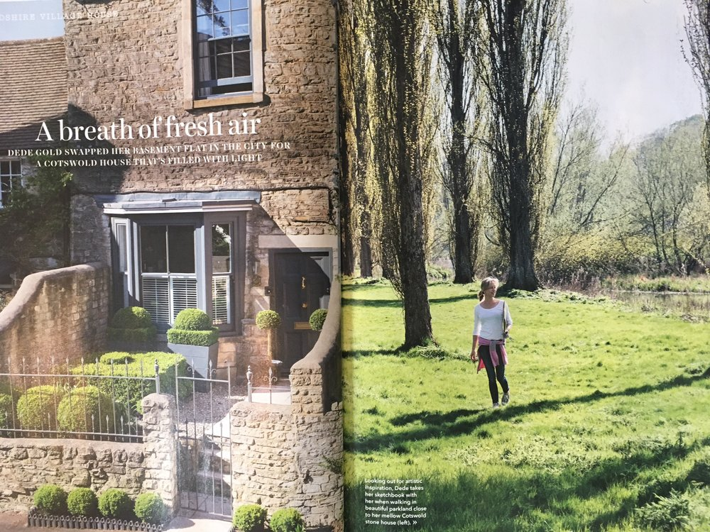 Country Homes and Interiors Magazine April 2016