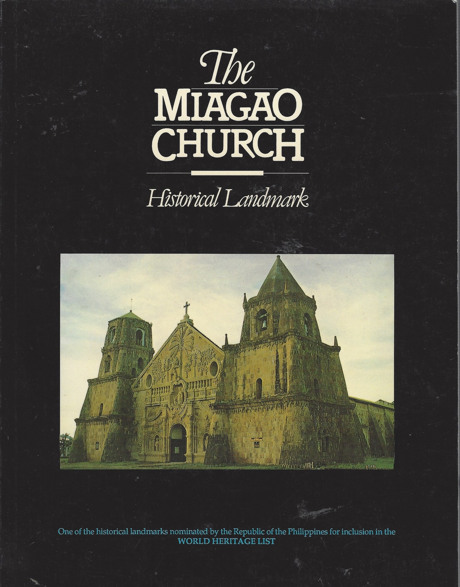 Book The Miagao Church Historical Landmark Reflections Of Asia