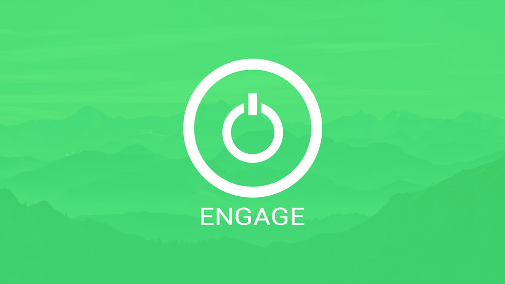 Engage - 2nd Step in Life-TRACK   Monday - 6:30PM  Fair Trade Cafe