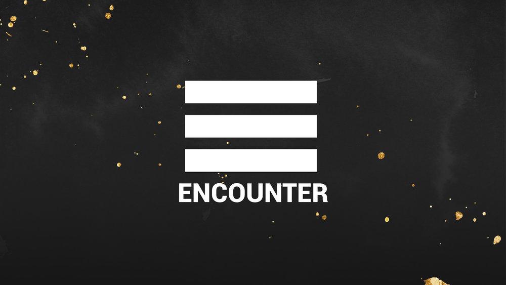 Encounter - Grades 6-12  Thursday - 7PM  Fair Trade Cafe