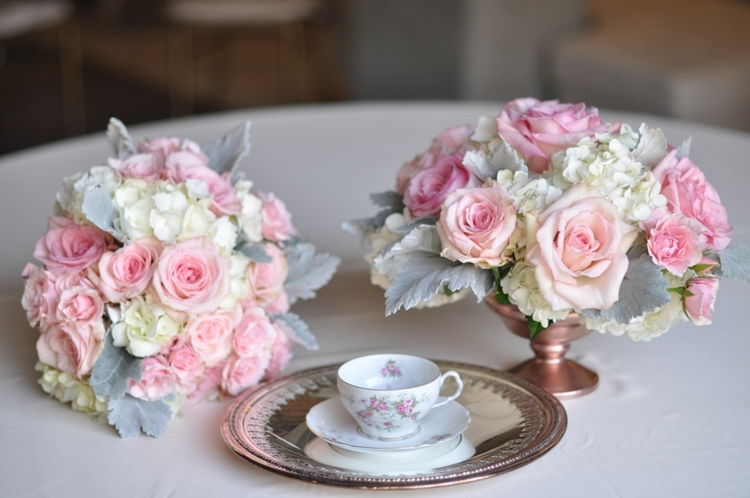Courtenay Lambert Florals, Fraiche Blooms, Romantic, Weddings, Cincinnati, Ohio