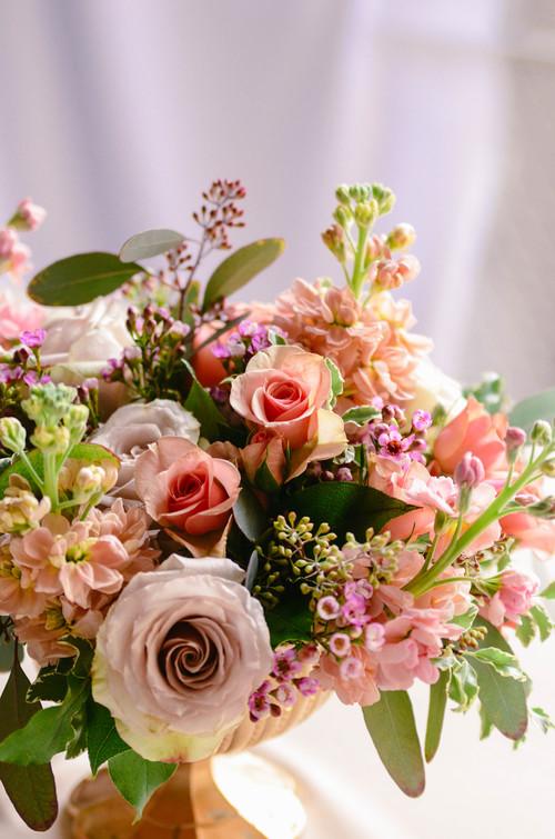 Courtenay Lambert Florals, Fraiche Blooms, Vintage, Weddings, Cincinnati, Ohio