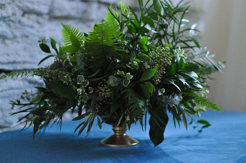 Courtenay Lambert Florals, Fraiche Blooms, Viridescent, Weddings, Cincinnati, Ohio