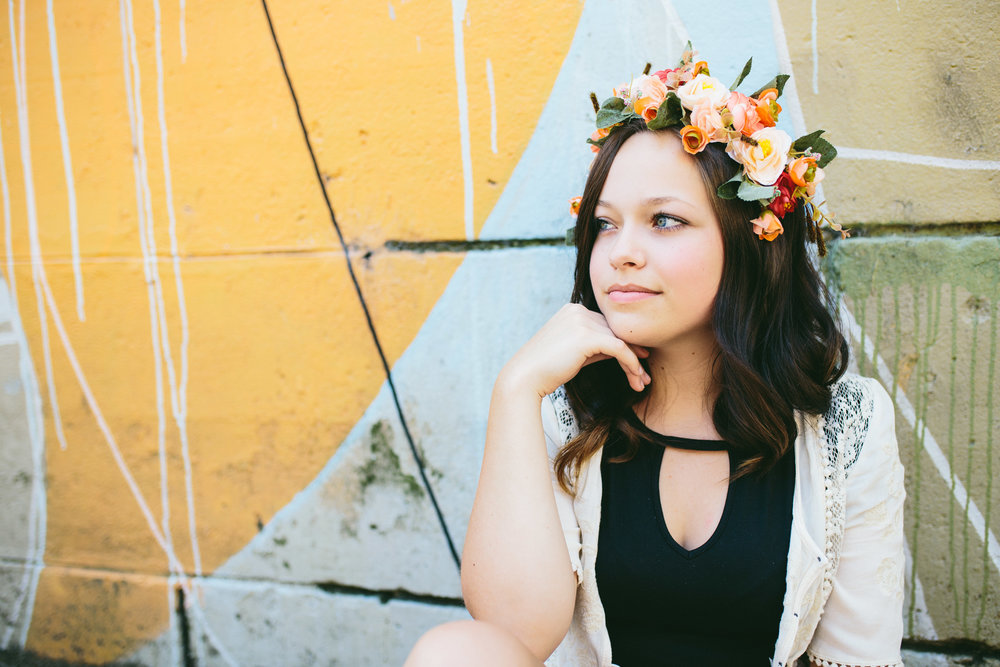 senior-girl-flower-crown