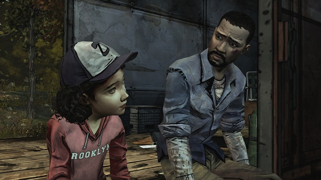 Telltale's  The Walking Dead  allowed character relationships to take centre stage, creating incredibly moving, emotional, and meaningful gameplay.