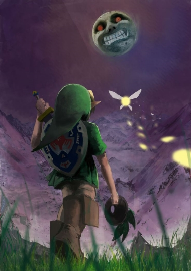 The iconic Legend of Zelda series provides players with situations in which the fate of entire worlds depends on their actions.