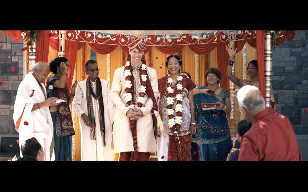 Shivani & Arthur Wedding