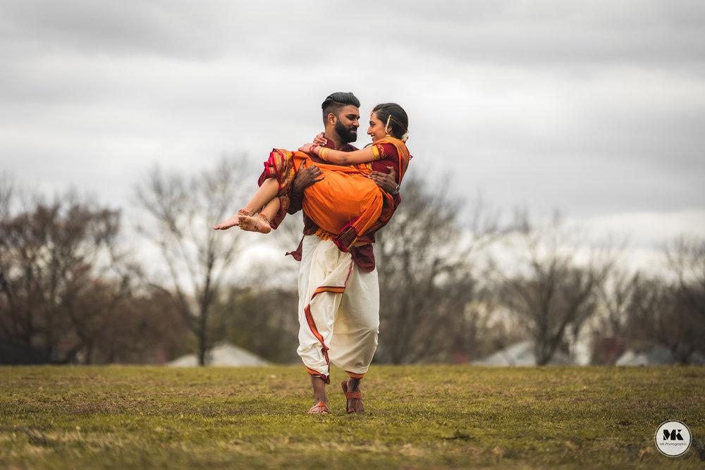 Jonathon & Pooja Engagement