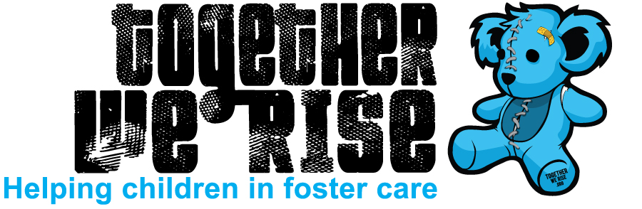 Partnering with Together We Riseto create a better tomorrowfor local foster youth. -
