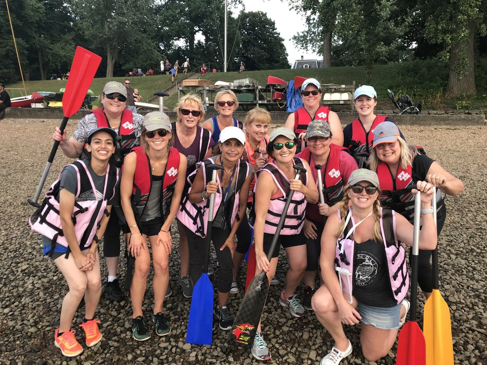 Womens Outing On the Water - Check out photos from our recent adventure!