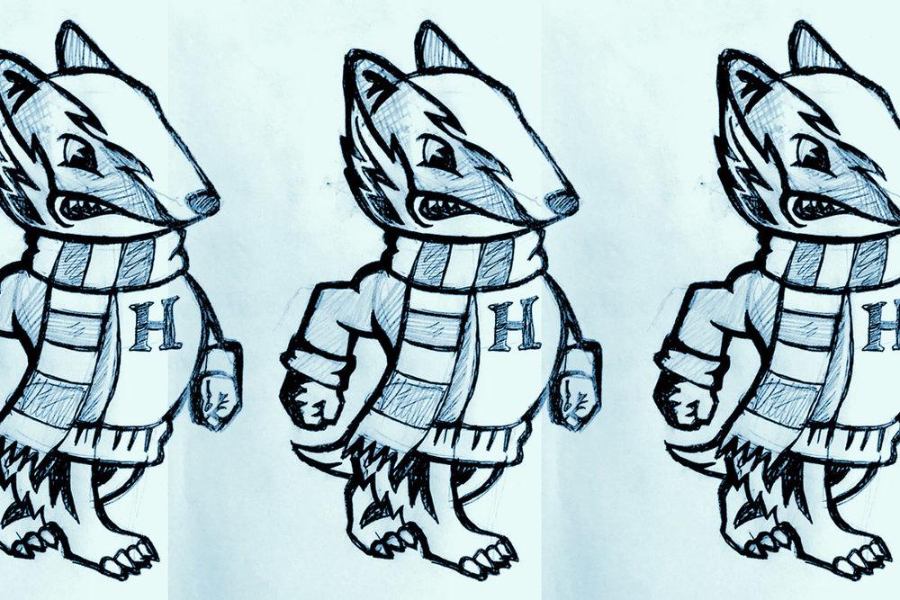 Hufflepuff-Sketch-Carra-Sykes.jpg