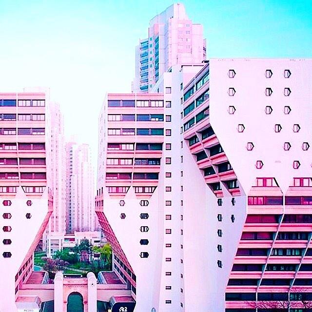 PINK CITY 🏩