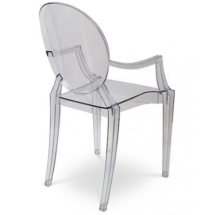 Philippe Starck Ghost chair — wood art & design