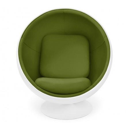 eero aarnio ball chair wood art design