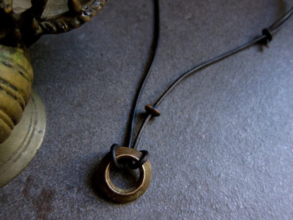 zoom engagement ring holder necklace 14k gold wedding pendant 18