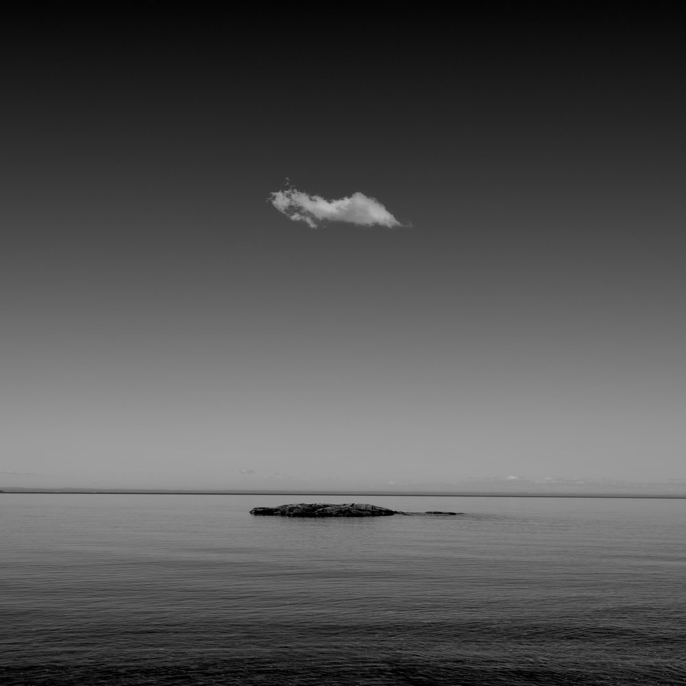 L'Îlot et le nuage