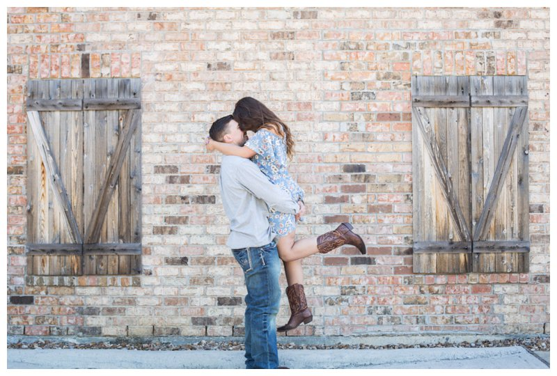 League City Engagement Photography