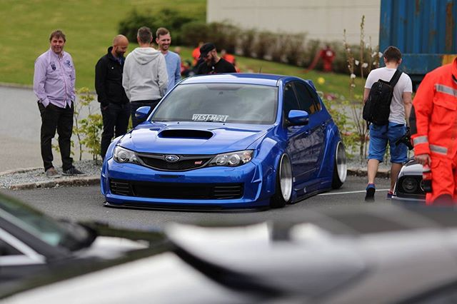This is pretty insane.  #subaru #wrx #sti #westmeet #westmeet2k16  @thomas.sti