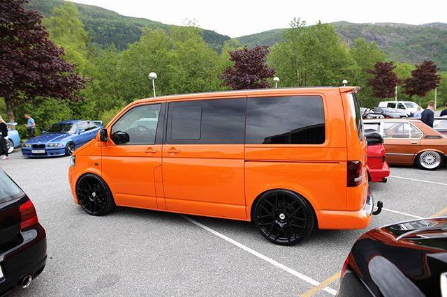 #Family #hauler ! #vw #transporter #multivan #slammed #low #lownslow #volkswagen #westmeet #westmeet2k16 #oijoij #oijoijsociety