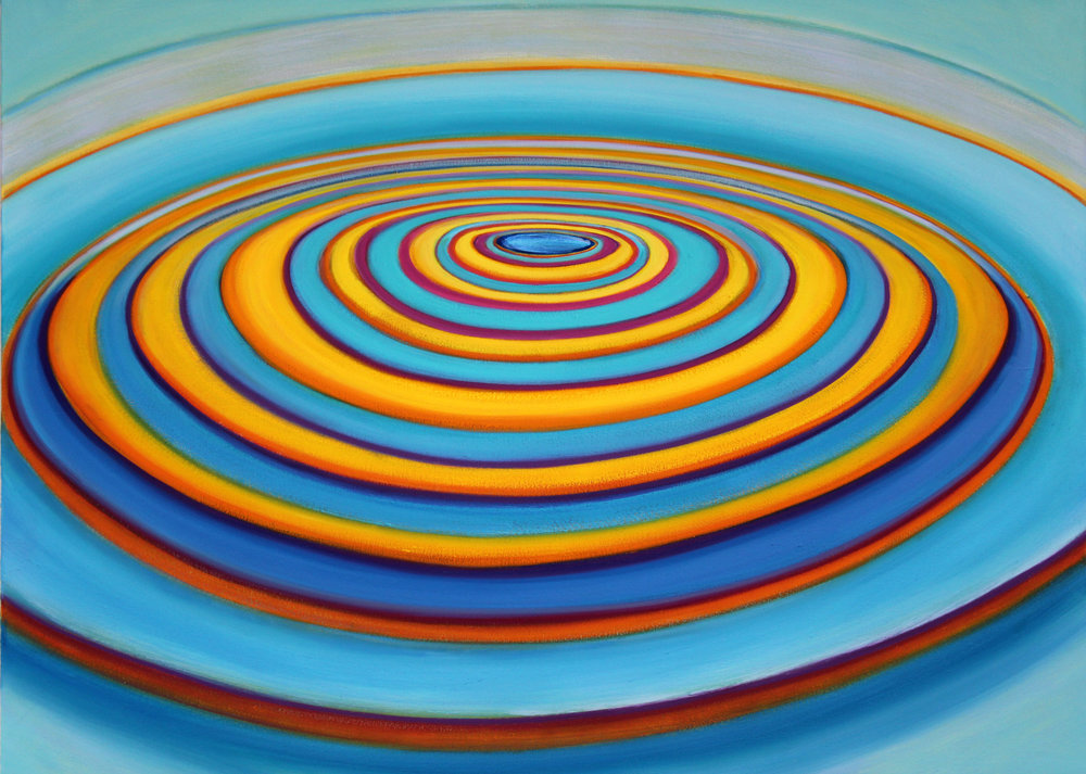 Ripple Ellipse