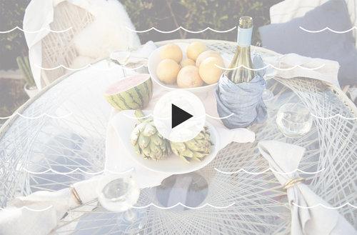 COAST   SS17 A Summer Picninc — LAURA BEAR