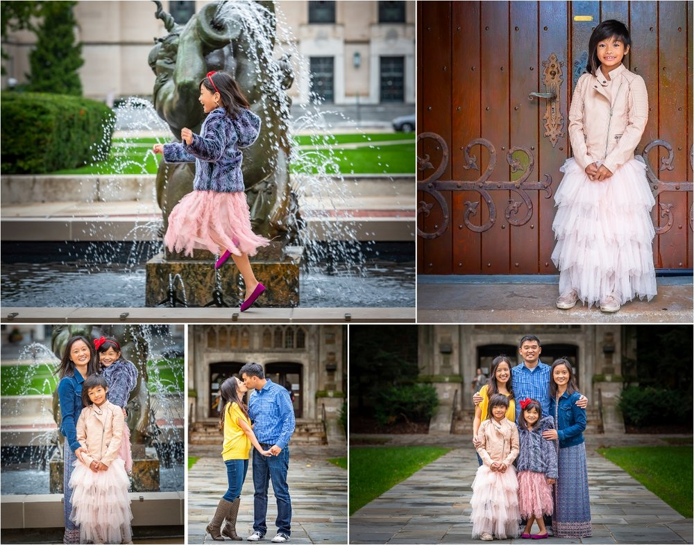 Ypsilanti and Ann Arbor portrait, head shot and family photographer