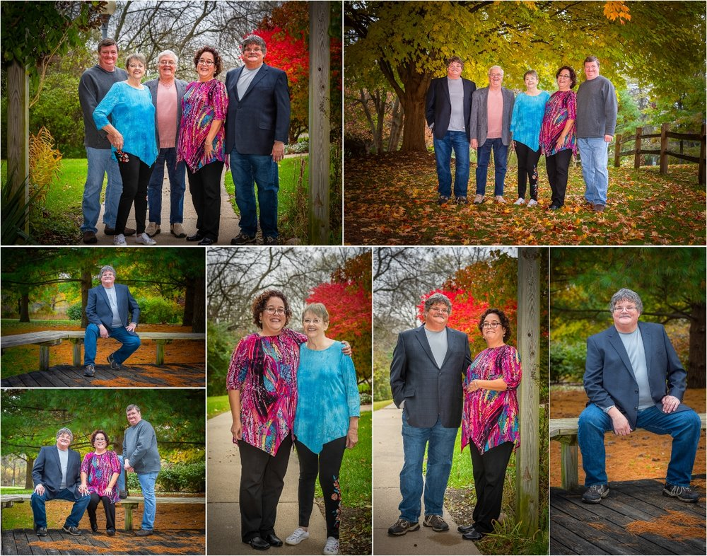 Ann Arbor and Ypsilanti area portrait, head shot and family photography