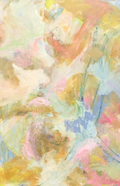"DUSTY FERN, Chloé Meyer, 24"" x 36"", oil on canvas"