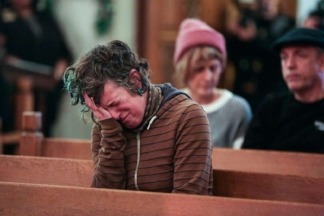 A grieving parent