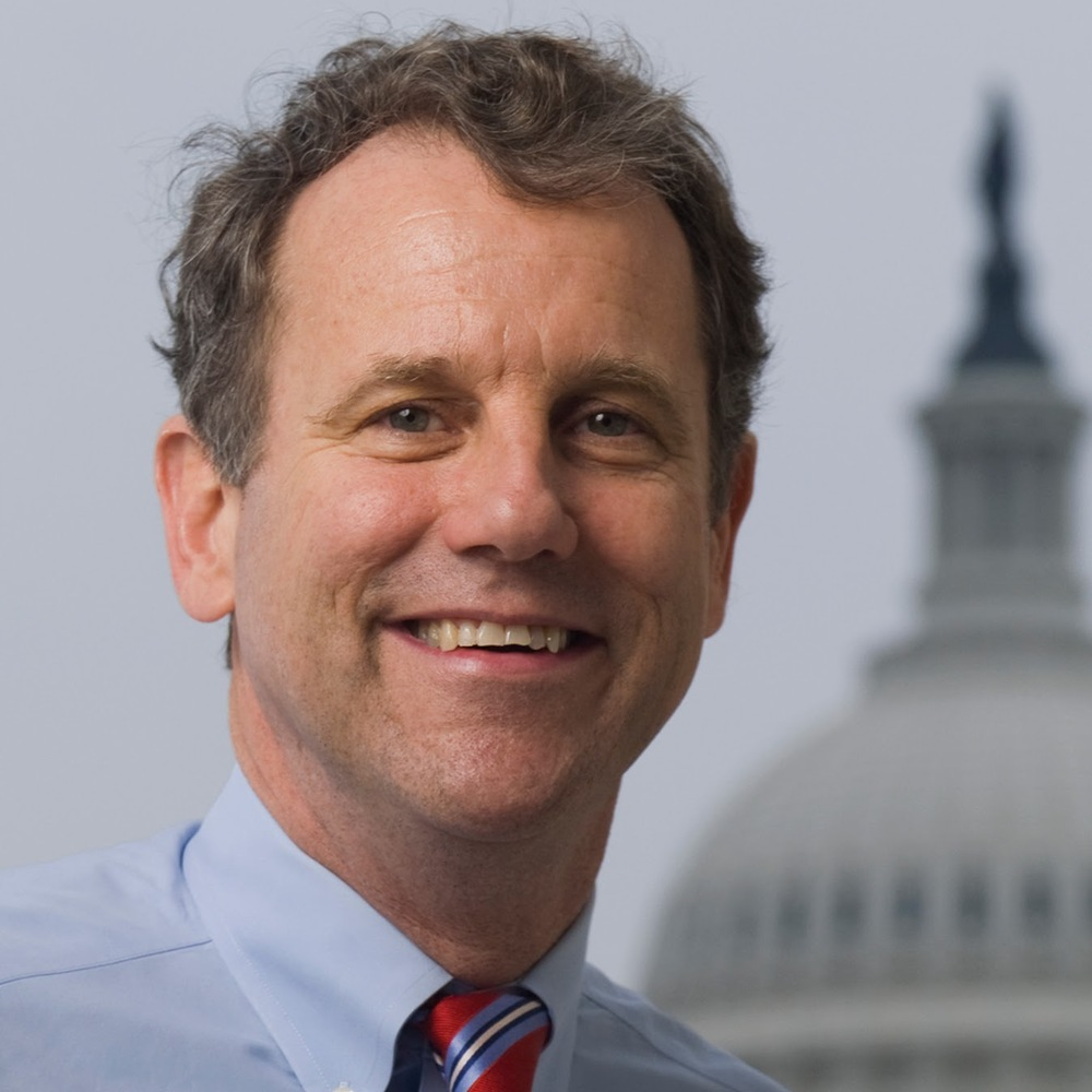 Senator Sherrod Brown (D-OH)   Cosponsor of  S 1287 Freedom for Americans to Travel to Cuba Act