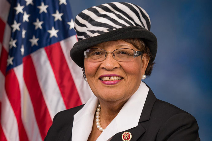 Congresswoman Alma Adams (D) Represents North Carolina's 12th District Co-Sponsors H.R. 664 Freedom to Travel to Cuba Act of 2015
