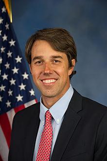 Representative Beto O'Rourke (D-TX-16)