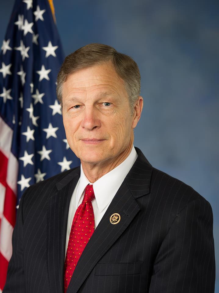 Representative Brian Babin (R-TX-36) Cosponsor of H.R. 525 Cuba Agricultural Exports Act