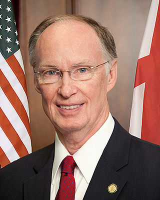 Governor Robert Bentley (R)   Signed SJR 43: Joint State Resolution to Urge Congress to Lift the Cuban Trade Embargo
