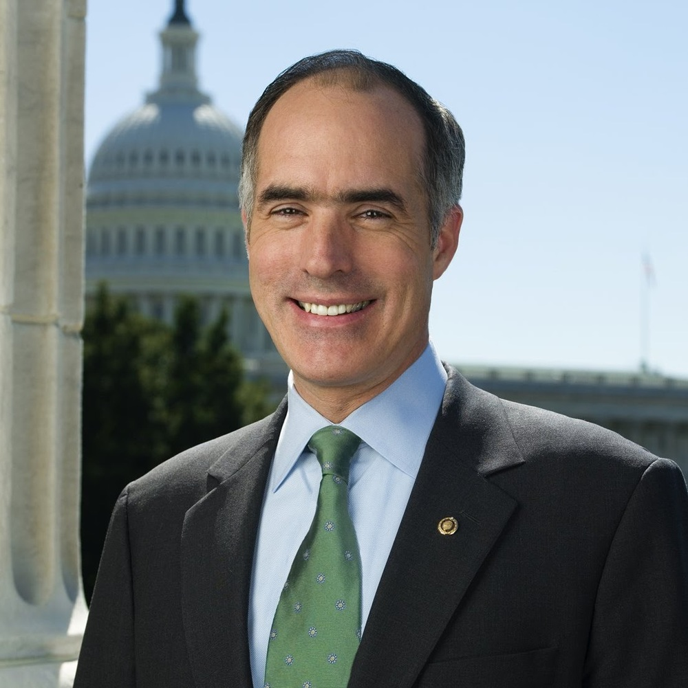 Senator Bob Casey (D) Co-Sponsor of S.299 Freedom to Travel to Cuba Act