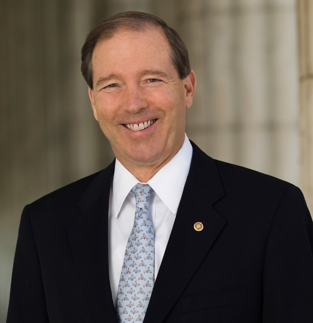 Senator Tom Udall (D-NM) Cosponsor of S 275 Agricultural Export Expansion Act & S 1287 Freedom for Americans to Travel to Cuba Act