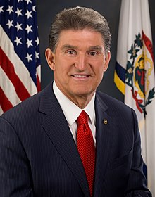 Sen. Joe Manchin (D-VA) Cosponsor of Freedom for Americans to Travel to Cuba Act