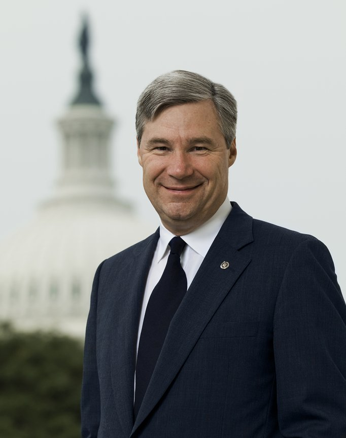 Sen. Sheldon Whitehouse (D-RI)   Cosponsor of  Freedom for Americans to Travel to Cuba Act