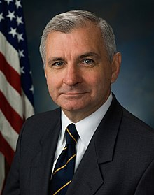 Sen. Jack Reed (D-RI)   Cosponsor of  Freedom for Americans to Travel to Cuba Act