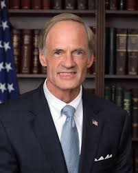Sen. Tom Carper (D-DE)   Cosponsor of  Freedom for Americans to Travel to Cuba Act