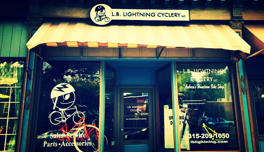 L.B. Lightning Cyclery