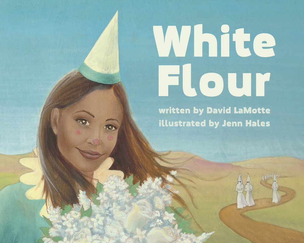 """This section inspired by the Children's Book """"White Flour"""" written by David Lamotte, Illustrated by Jenn Hales. Highly Recommend the story! https://www.whiteflourbook.com/"""
