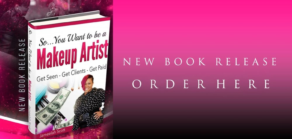So You Want to be a Makeup Artist the Book