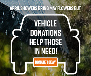 If you have a car you want to get rid of - working or not - or any other vehicle including a truck, boat or plane, click the image above to begin the process of donating it to the Center. Your trash can be our treasure, and you will be helping the environment as well!