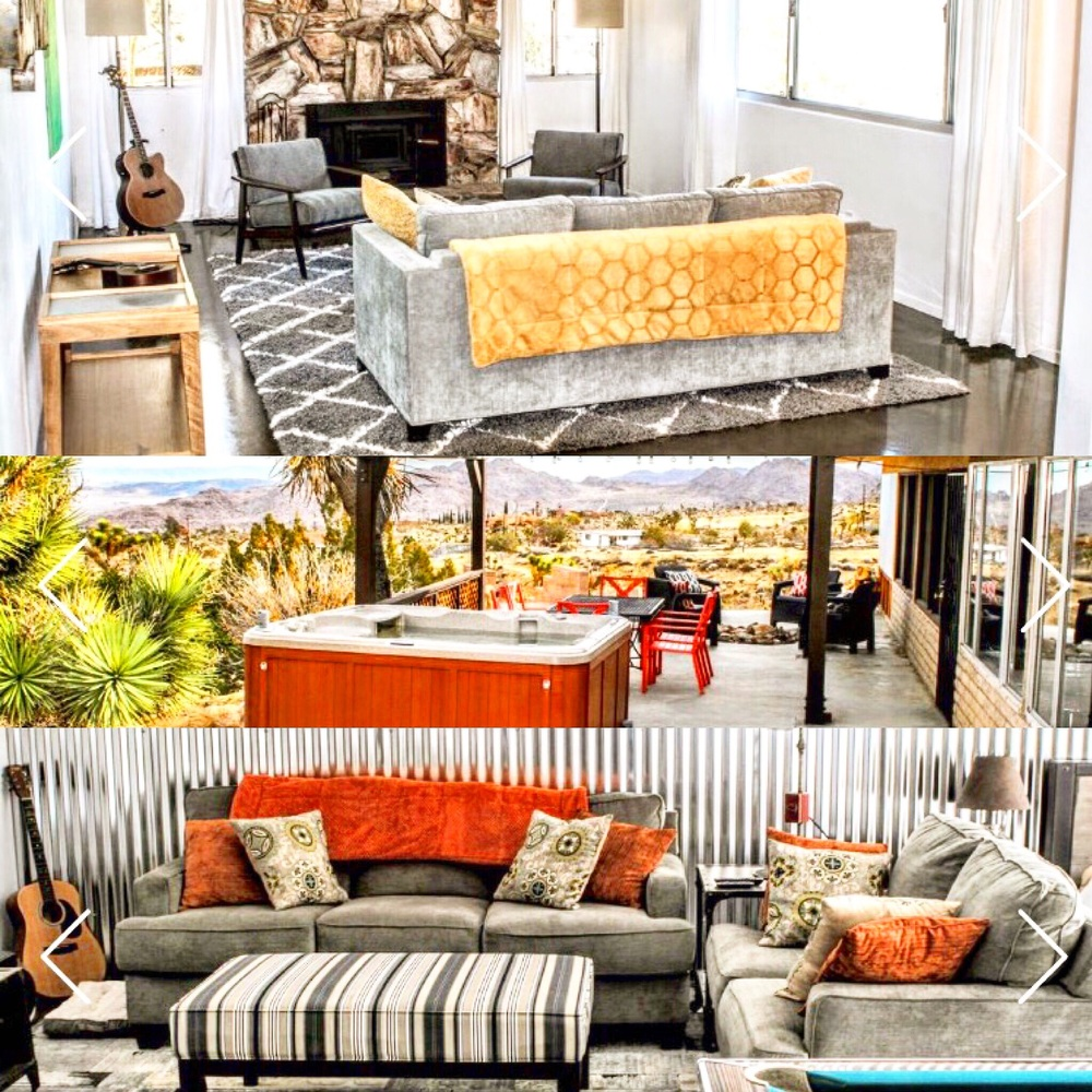 Our Coachella Airbnb from Coachella 2016