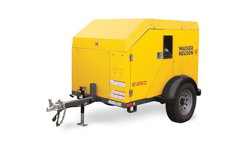 Wacker Neuson E1250 Remote Heat