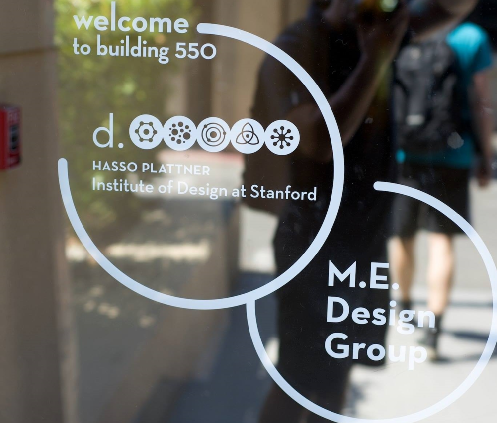 Hasso Plattner institute of Design @ Stanford University bedre kendt som d.school