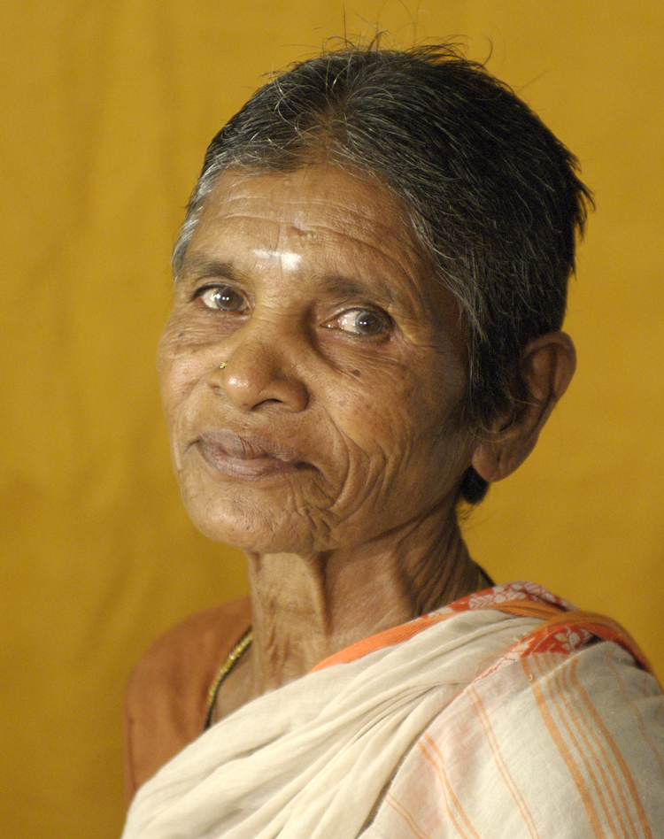Krishnamma Gundimalla (Radhamma, the Landlady's Maid)