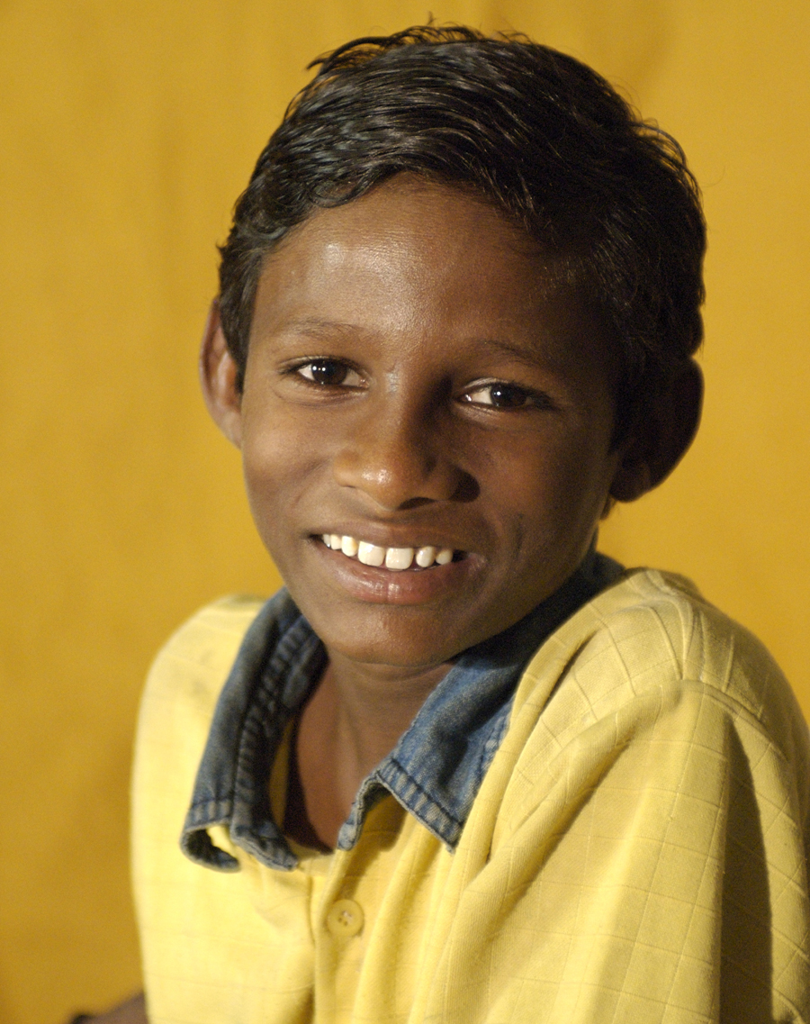Prabhu Garlapati (Yadigiri, the Little Boy who Taunts Vanaja)